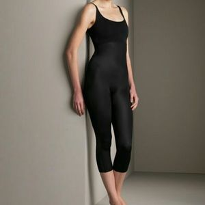 SPANX Hide & Sleek Full Coverage Bodysuit Black XL